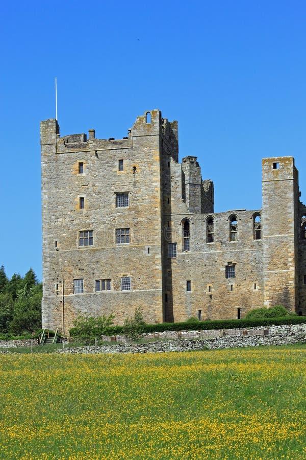 wesleydale замока bolton стоковое фото