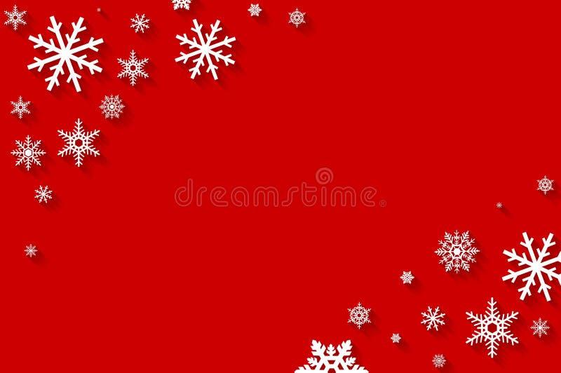 Wesoło boże narodzenia - wakacyjny płaski tło zdjęcia royalty free