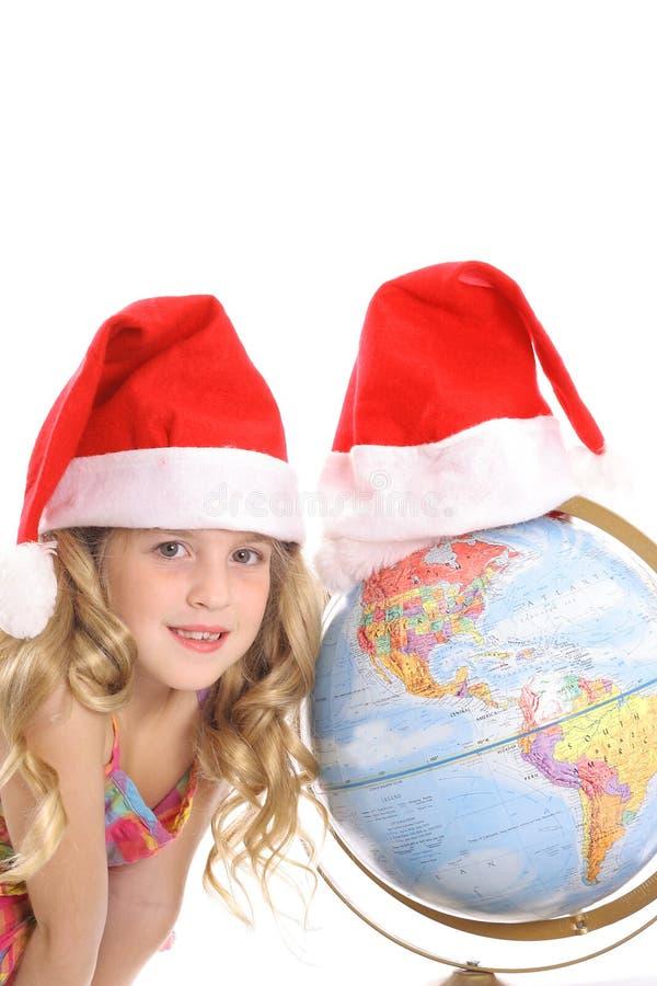 wesołych Świąt świat zdjęcie royalty free