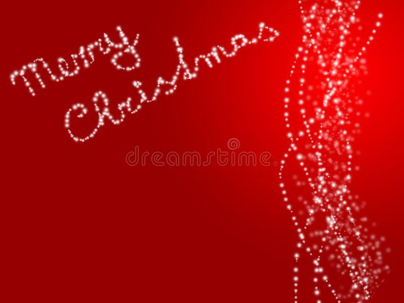 wesołych Świąt, ilustracji