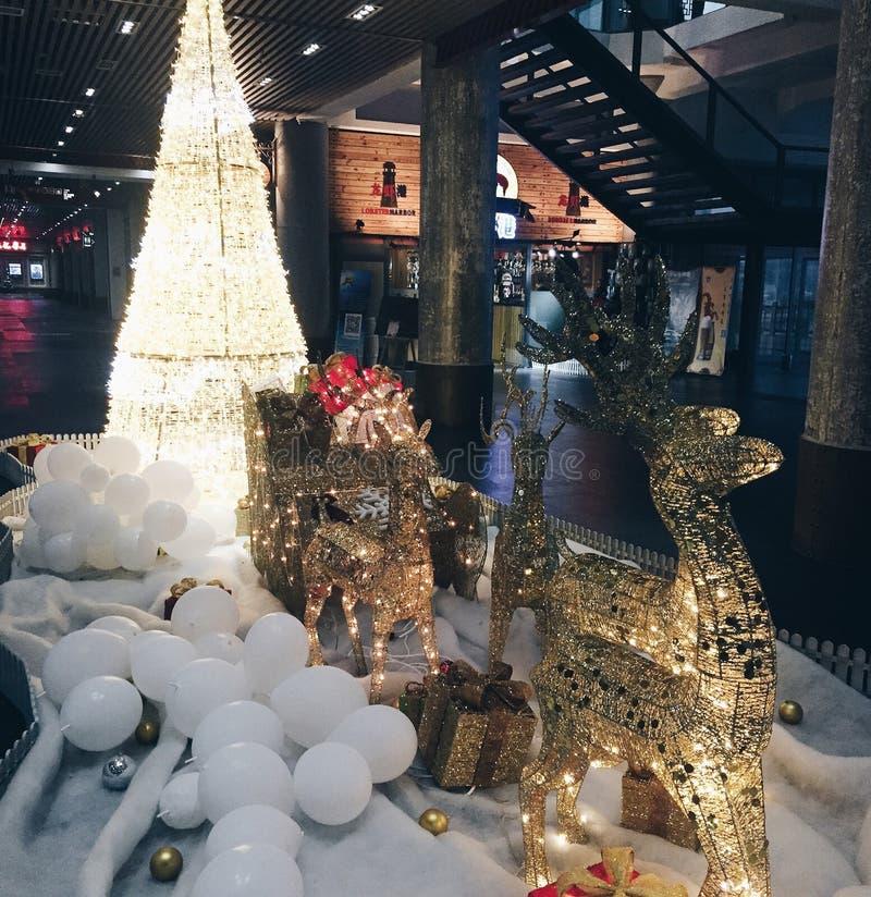 wesołych Świąt zdjęcia royalty free