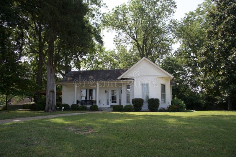 Wesson domu gałązka oliwna, Mississippi zdjęcia stock