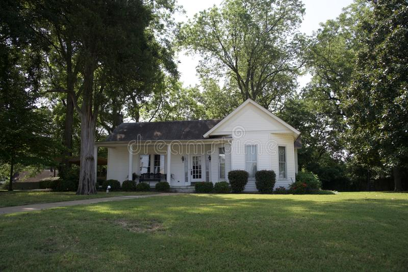 Wesson House Olive Branch, Mississippi stock photos