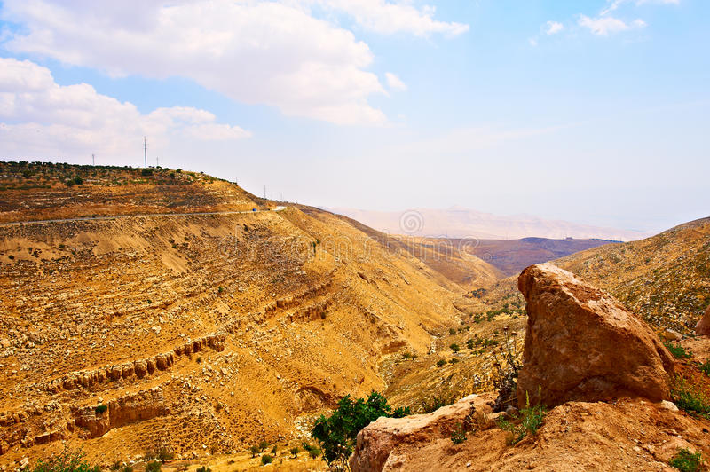 West Bank Royalty Free Stock Photo