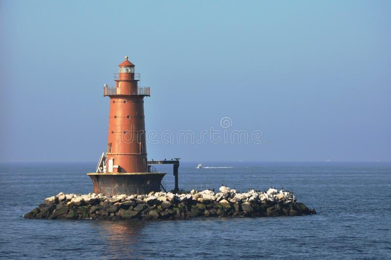 West Bank Lighthouse stock photos