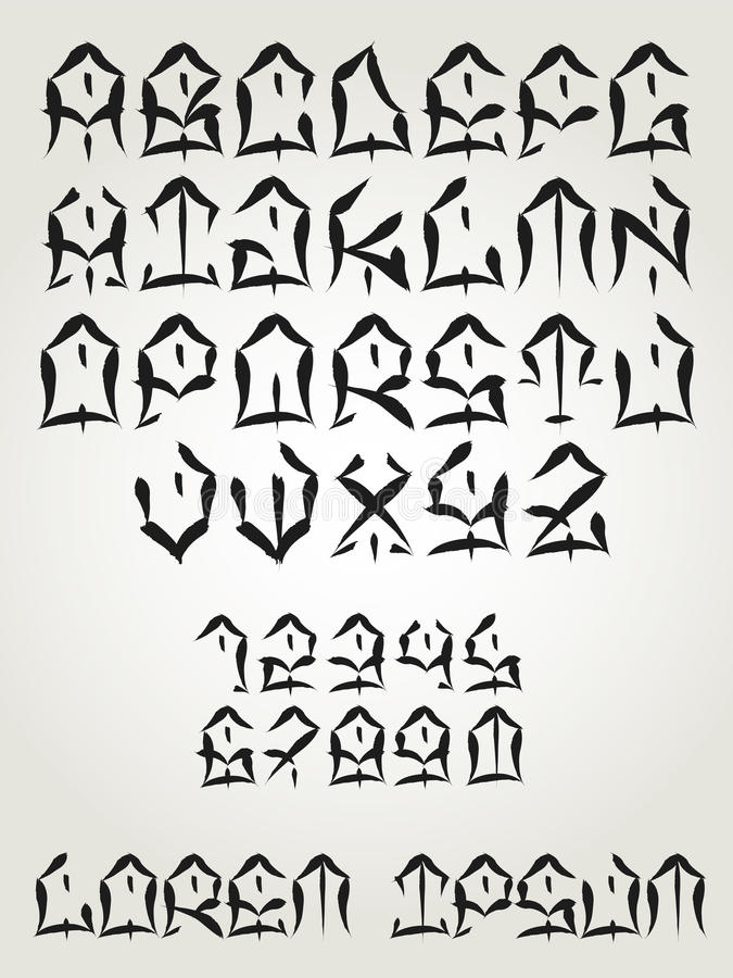 Download West Coast Graffiti Font