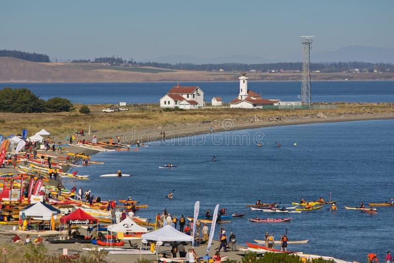 West Coast Sea Kayak Symposium Editorial Image