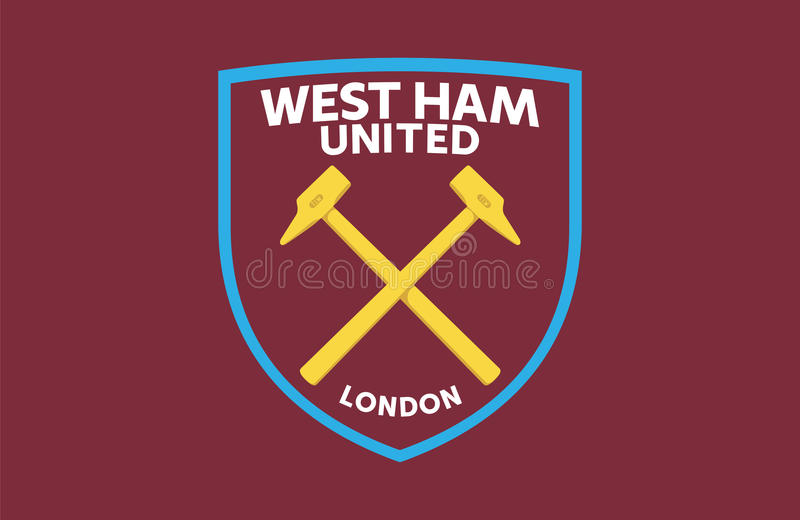 West Ham United бесплатная иллюстрация