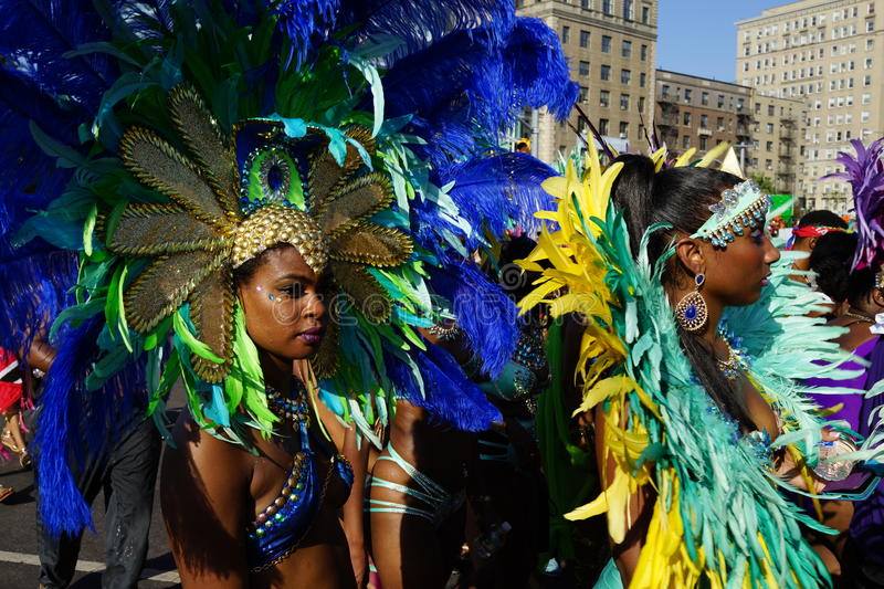 The 2015 West Indian Day Parade Part 2 91 stock photos