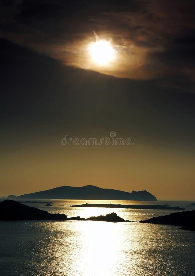 West Kerry Coast stock photography