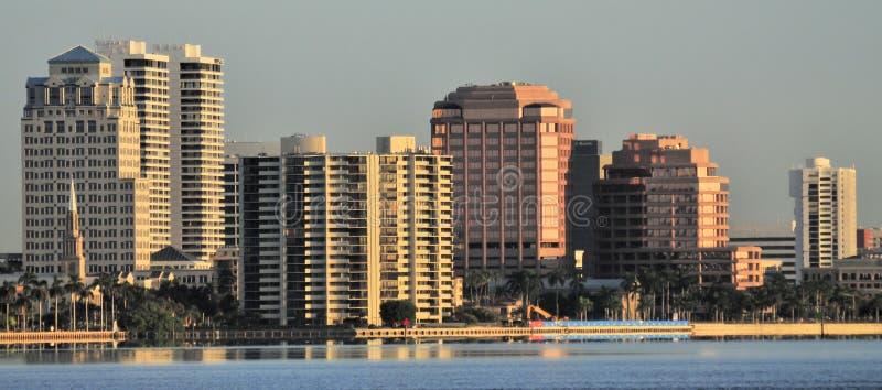West Palm Beach, Florida fotografie stock libere da diritti