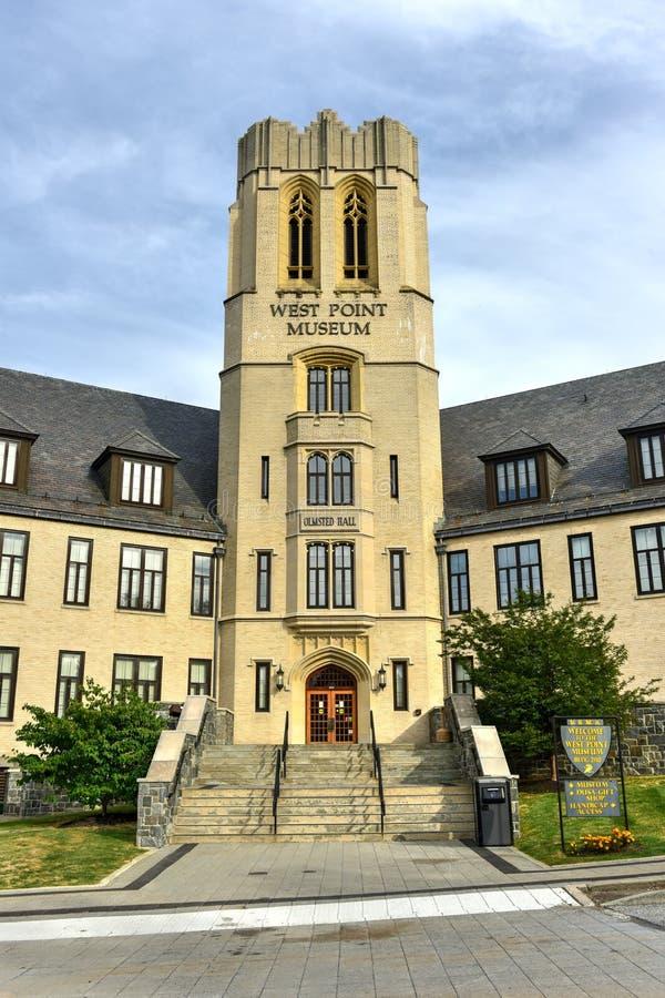West Point museum royaltyfria bilder