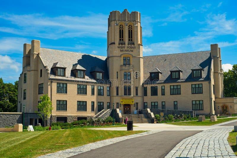 West Point muzeum obrazy royalty free