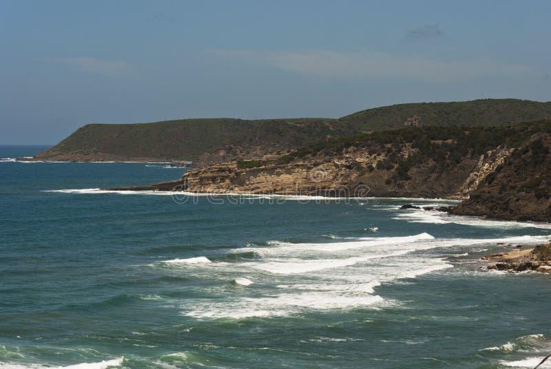 West Sardinia Coastline stock images