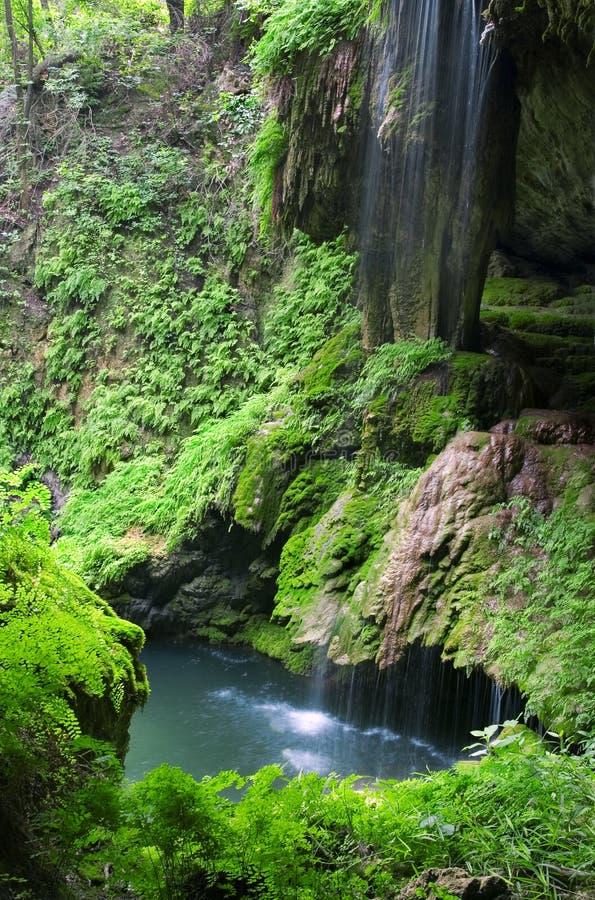 westcave водопада бассеина стоковые изображения rf