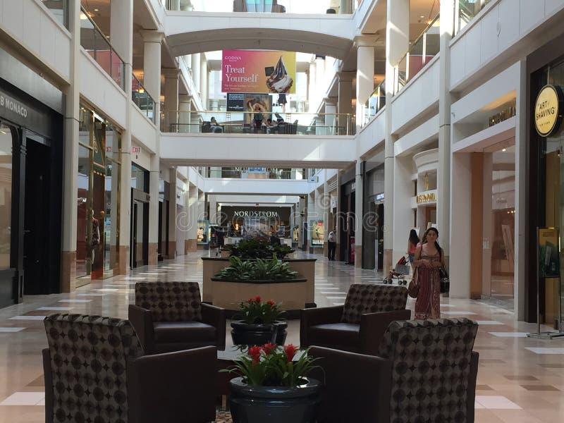 Westchester购物中心在White Plains,纽约 库存图片