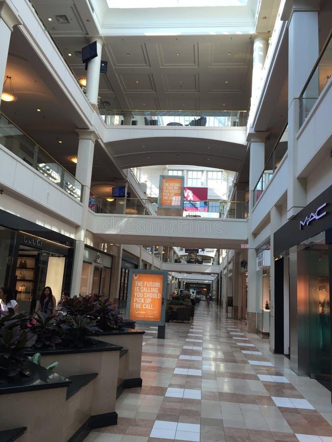 Westchester购物中心在White Plains,纽约 图库摄影