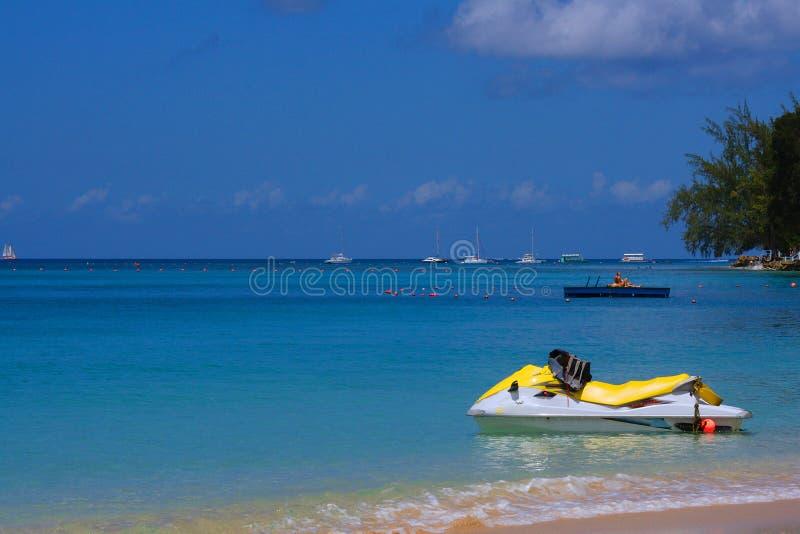 Westcoast Barbados fotografía de archivo