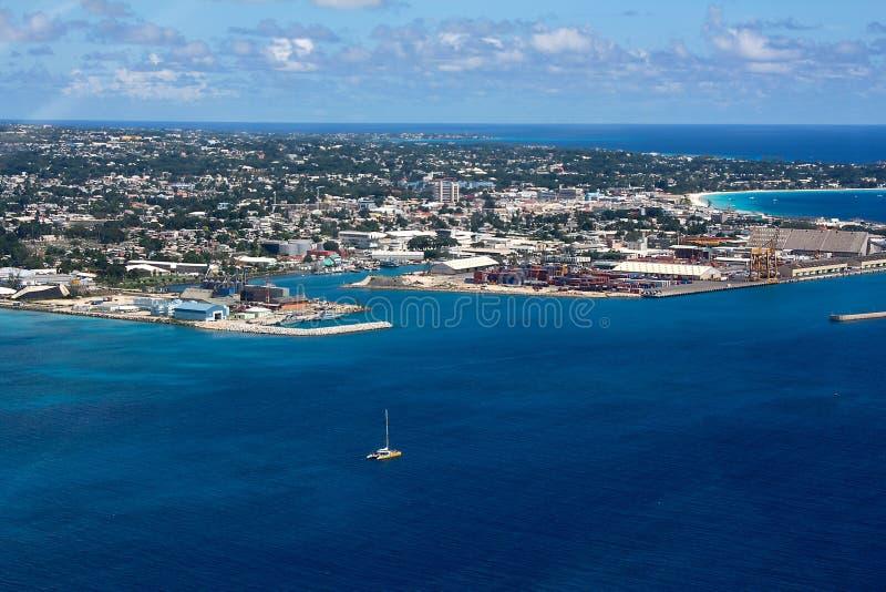Westcoast Barbados foto de archivo
