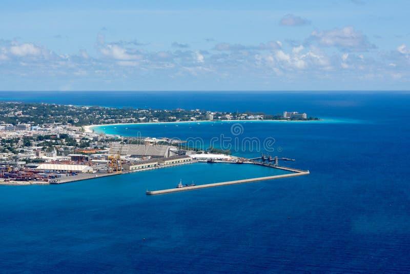 Westcoast Barbados imagen de archivo libre de regalías