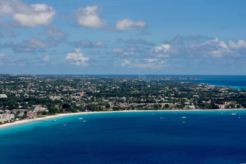 Westcoast Barbados imagenes de archivo