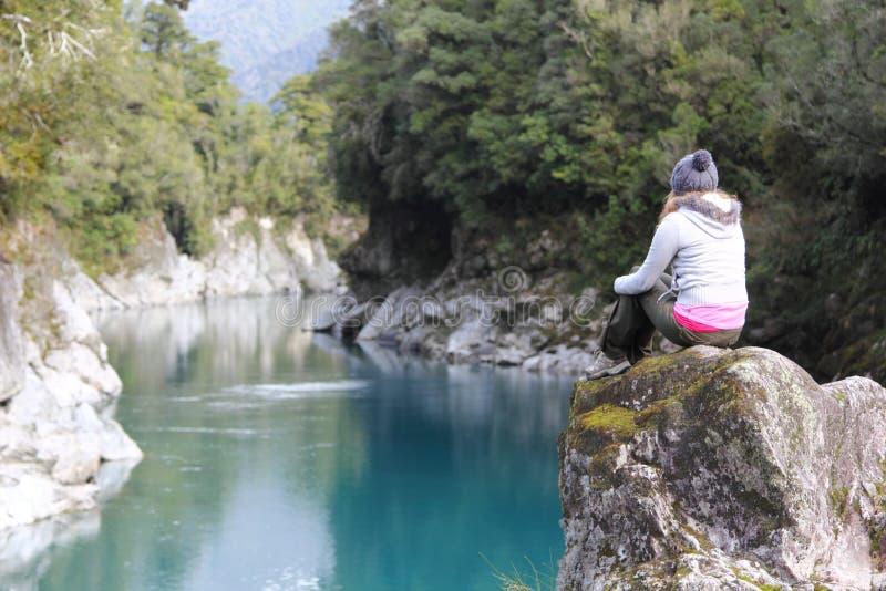 Westcoast, Nieuw Zeeland stock afbeeldingen