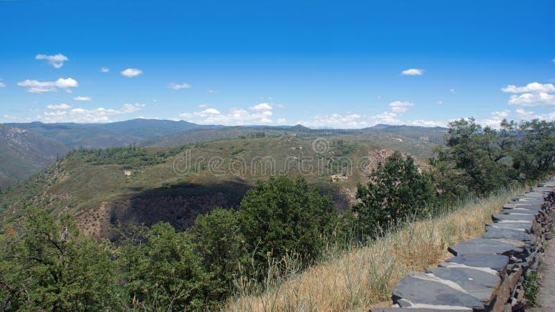 Westelijke bergen royalty-vrije stock afbeelding