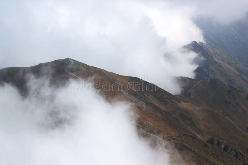 Westelijke Tatras-bergen, Polen stock afbeeldingen
