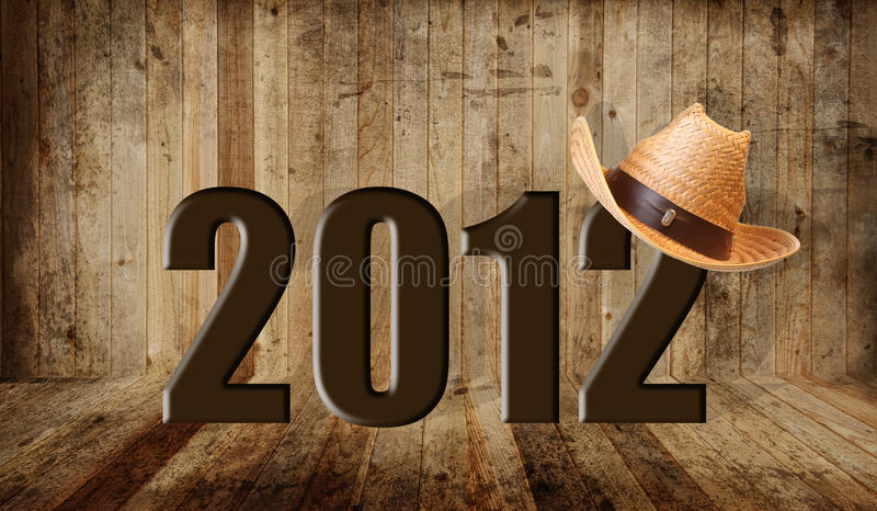 Western 2012 royalty free stock images