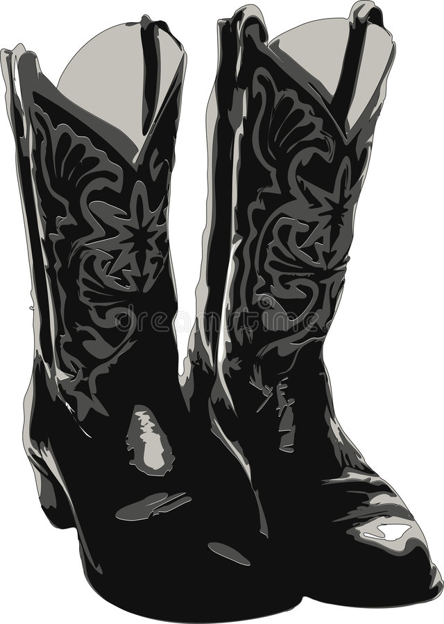 Download Western Boots Stock Photography - Image: 870772