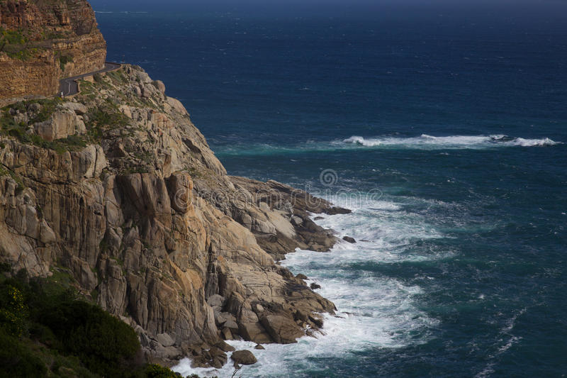 Western Cape Cliffs stock photography
