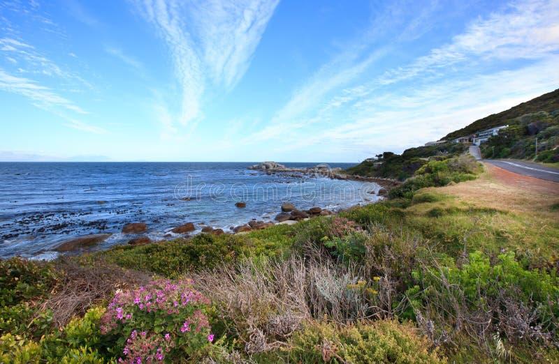 Download Western Cape Landscape Before Sunset Stock Image - Image: 22693889