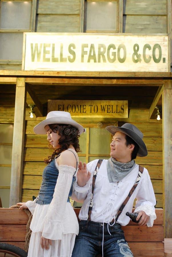 Download Western cowboy stock image. Image of hand, portrait, relationship - 7567903