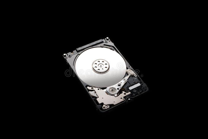 Western Digital 500G 2 tampa do disco rígido do portátil 5-Inch fotografia de stock