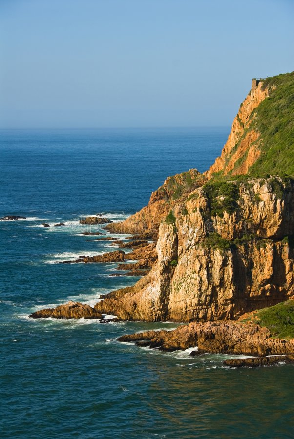 Download Western Head Knysna stock photo. Image of rocky, fishing - 4067682