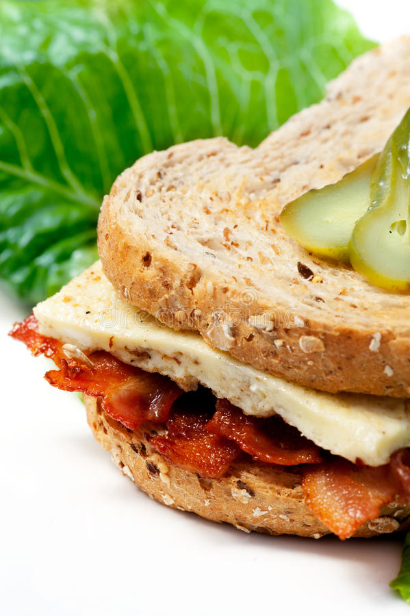 Download Western Sandwich stock image. Image of bread, slice, greasy - 10932393