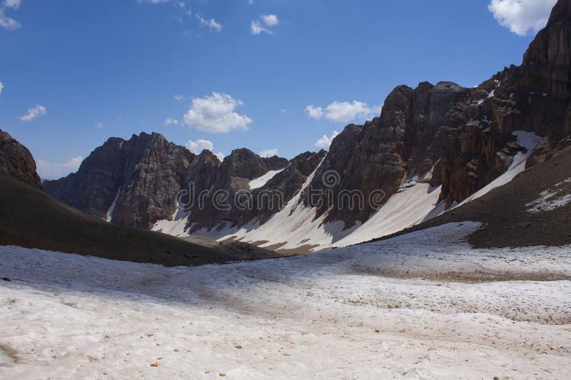 The Western Tien Shan royalty free stock photo