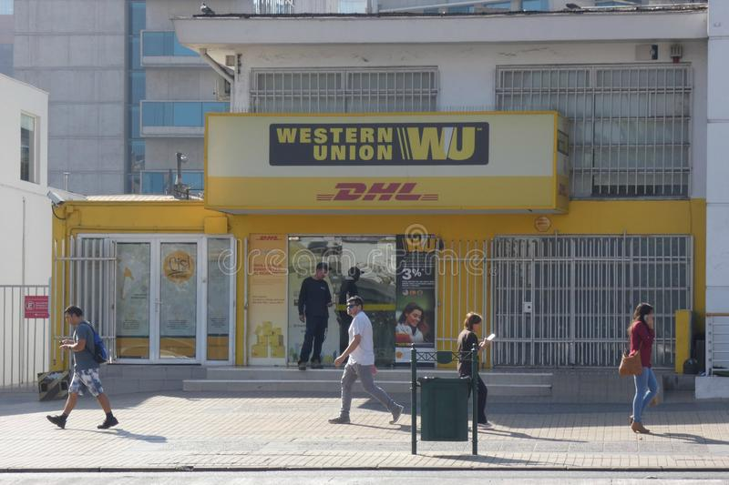 Western Union stock images