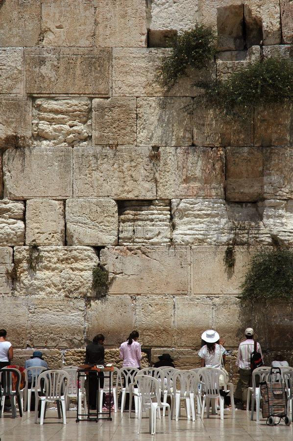 Download The western wall stock photo. Image of judaism, religion - 970710