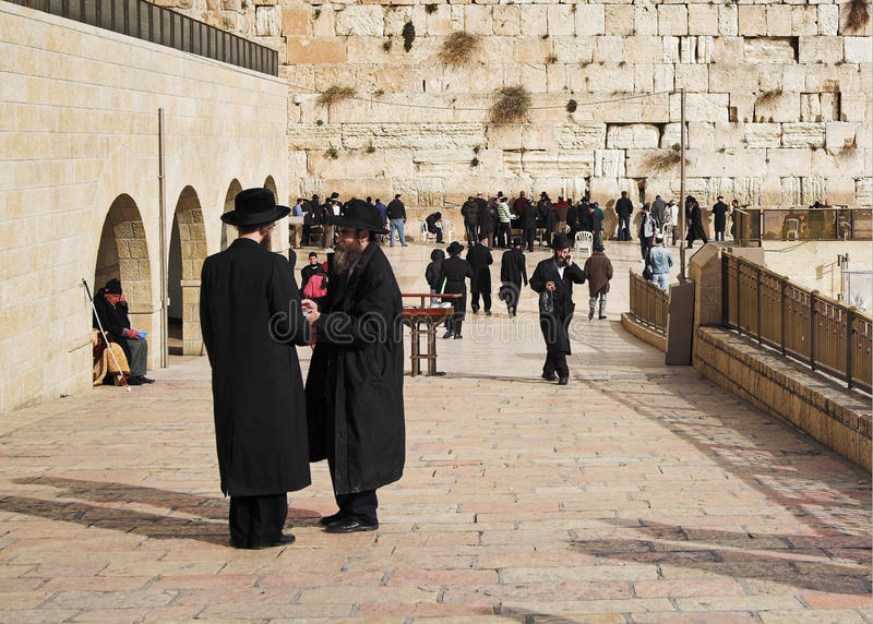 Download Western Wall in Jerusalem editorial image. Image of religion - 16798350