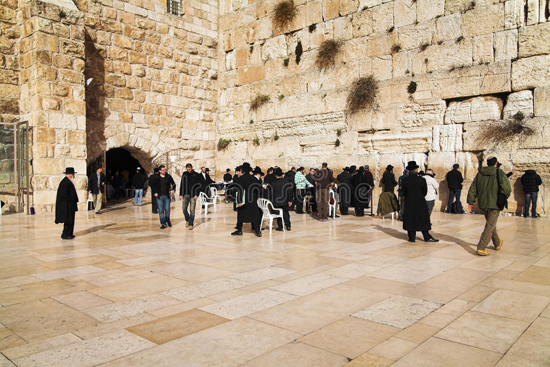 Download Western Wall In Jerusalem Editorial Photography - Image: 16798397