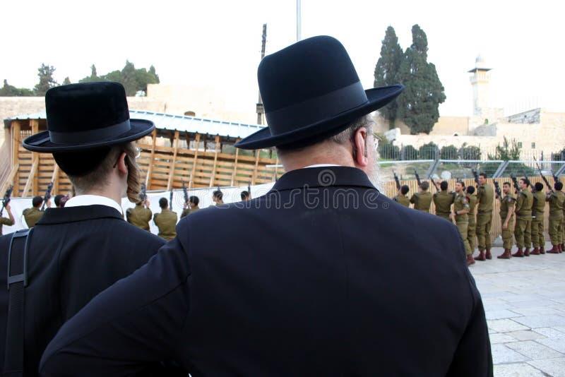 The Western Wall - Jerusalem Royalty Free Stock Photo