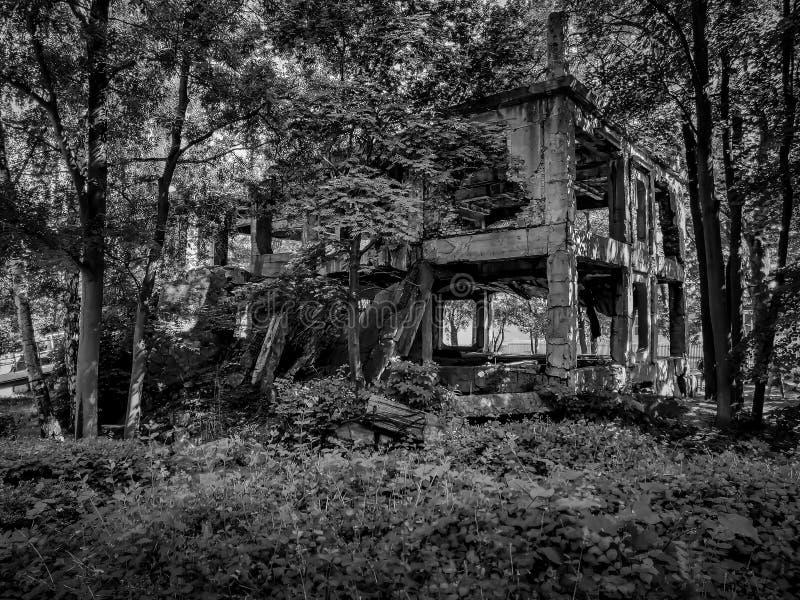 Westerplatte -波兰 免版税库存图片