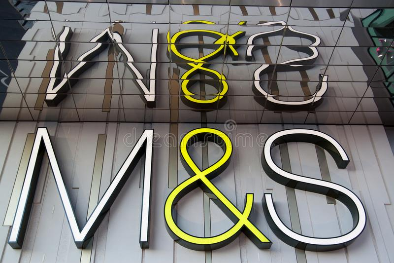 Westfield Stratford City, Londres/Inglaterra - 26 de octubre de 2011 fotografía de archivo libre de regalías