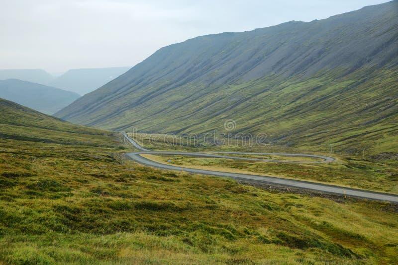westfjords της Ισλανδίας στοκ εικόνες με δικαίωμα ελεύθερης χρήσης