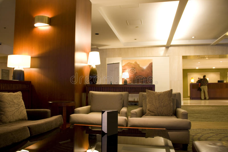 Download Westin Seattle Hotel Lobby Front Desk Editorial Stock Photo - Image: 32814583