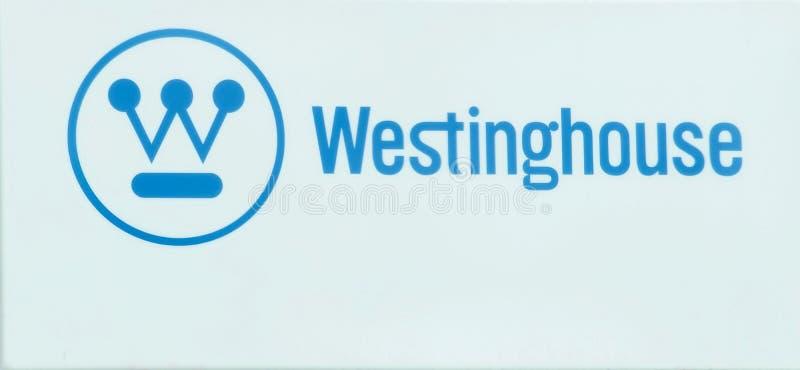 Westinghouse elettrico fotografia stock