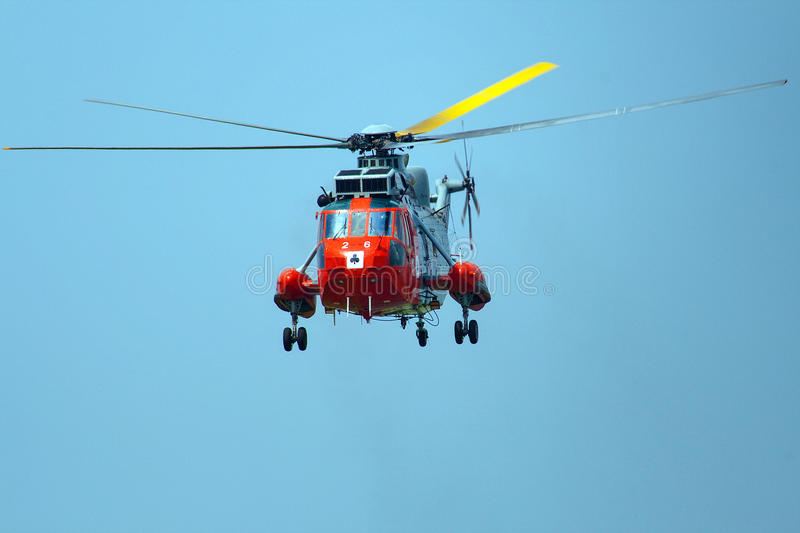 Download Westland WS-61 Sea King HAR5 Helicopter Stock Photo - Image: 18512618