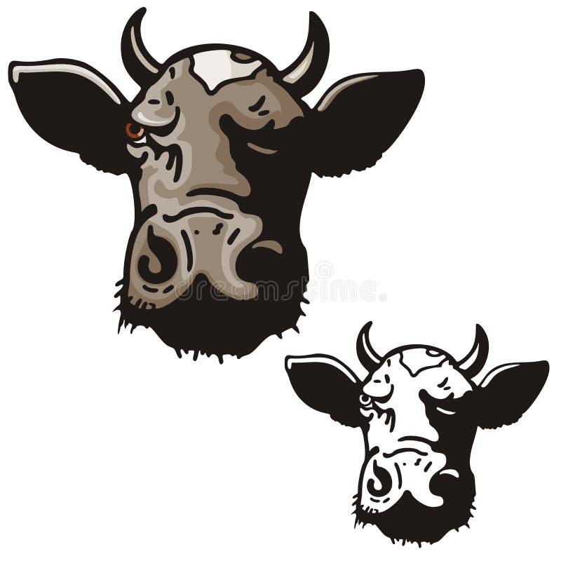 Westliche Abbildungserie Stockfoto