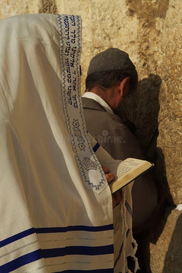 Westliche Wand in Jerusalem   lizenzfreie stockbilder